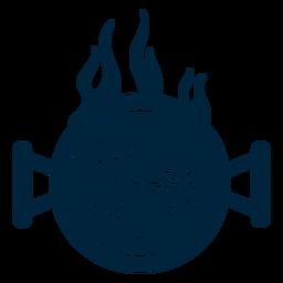 Grill Master Abzeichen
