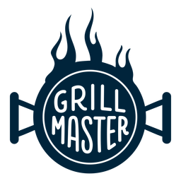 Grill master badge