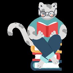 Estudando o personagem de gato