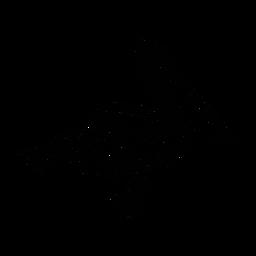 Pelican natação preto elegante