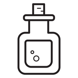 Potion line icon