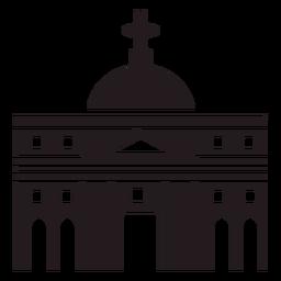 Vatican st peter black