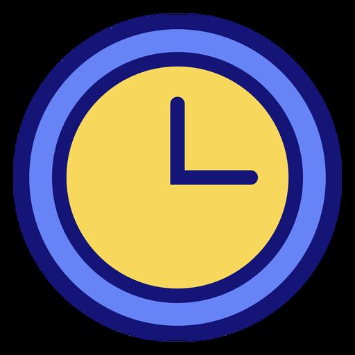 Reloj analógico icono reloj Transparent PNG