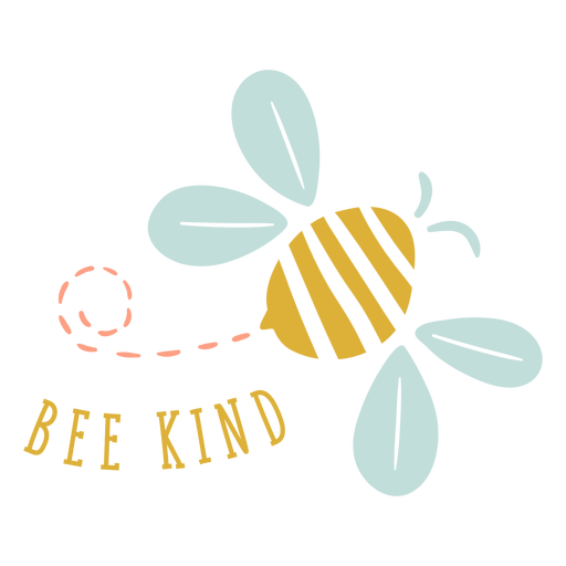 Distintivo tipo abelha