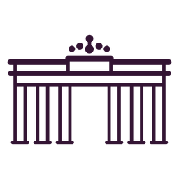 Golpe de puerta de Brandenburgo