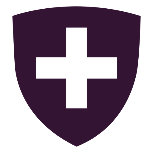 Coat of arms switzerland icon Transparent PNG