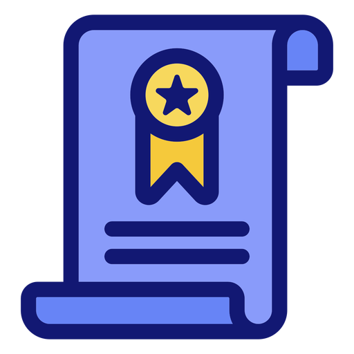 Diploma graduation icon Transparent PNG