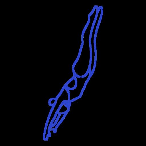 Curso de nadadora