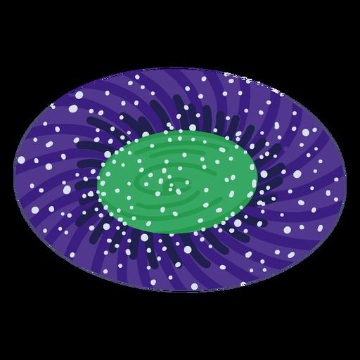 Galaxy space illustration