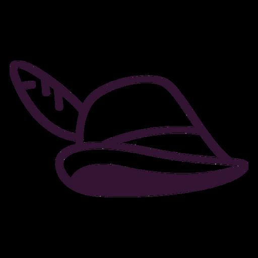 German tylorean hat stroke