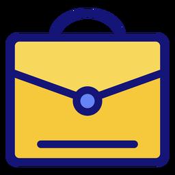 Abschluss Aktentasche Symbol