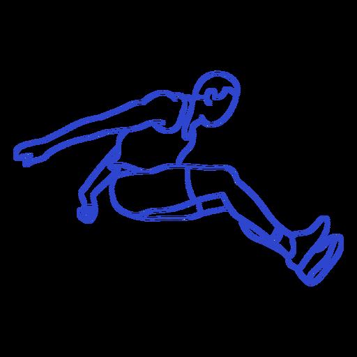 Jumper longo masculino