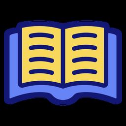 Open book icon book icon