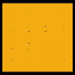 Insignia de distanciamiento social