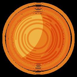 Ilustração de estrela do sol