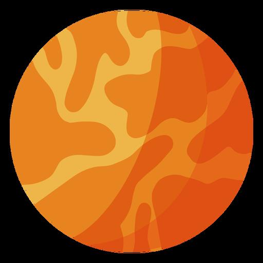 Ilustración del planeta Venus