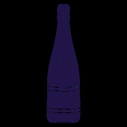 Boda champagne azul