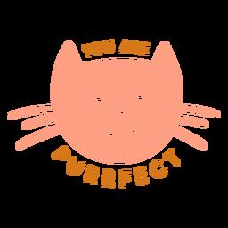 Eres una insignia perfecta