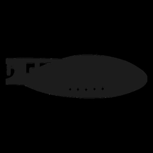 Airship right facing variant