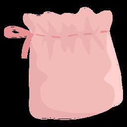 Bolsa de cuidado corporal plana