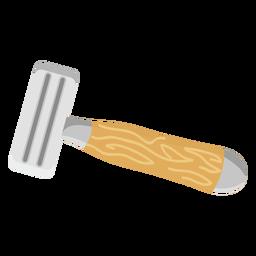 Afeitadora de cuidado corporal plana