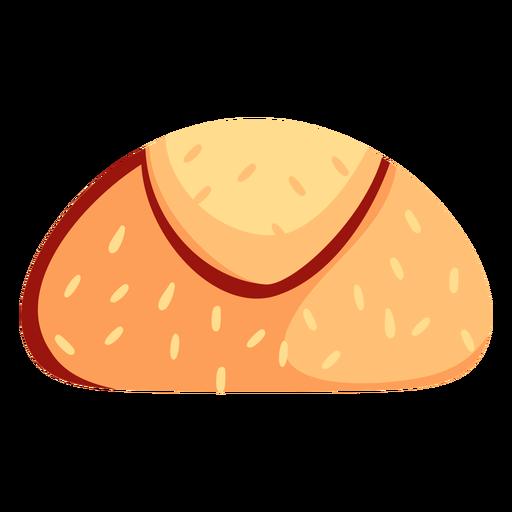 Bread boule icon