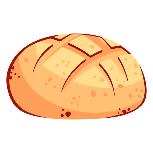 Bread skull icon Transparent PNG