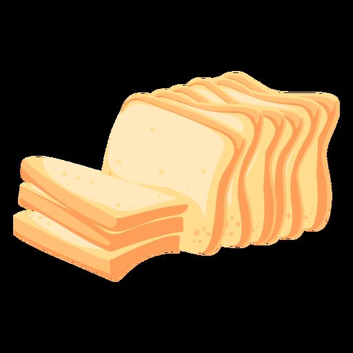 Pan de trigo pan plano Transparent PNG
