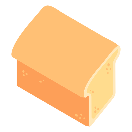 Bread white flat
