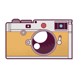 Curso da câmera