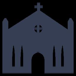 Catedral de diseño de la iglesia católica