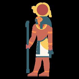 Egyptian gods ra flat