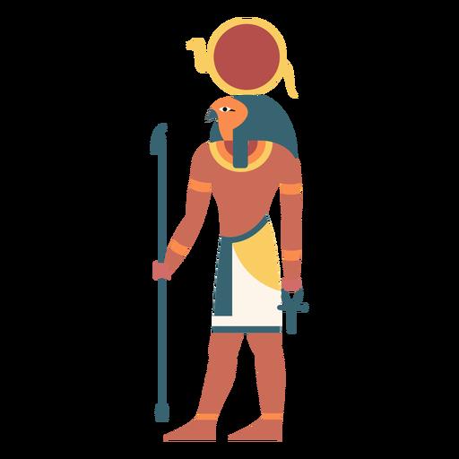 Dioses egipcios ra flat
