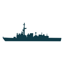 Naval ship complex left facing
