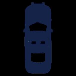 Police car top