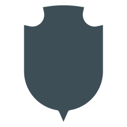 Shields design vikings round bottom silhouette