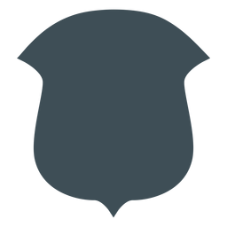 Shields design vikings round top bottom silhouette