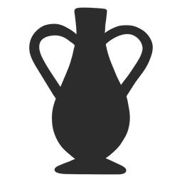 Vase style amphora silhouette