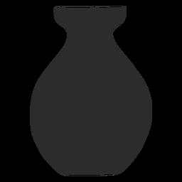 Silueta variante de ánfora estilo jarrón