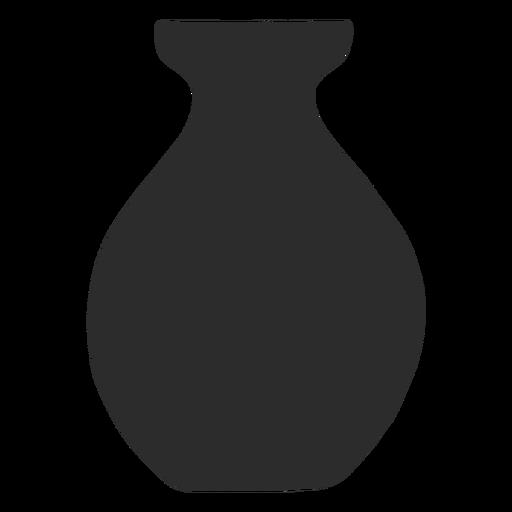 Silueta variante de ánfora estilo jarrón Transparent PNG