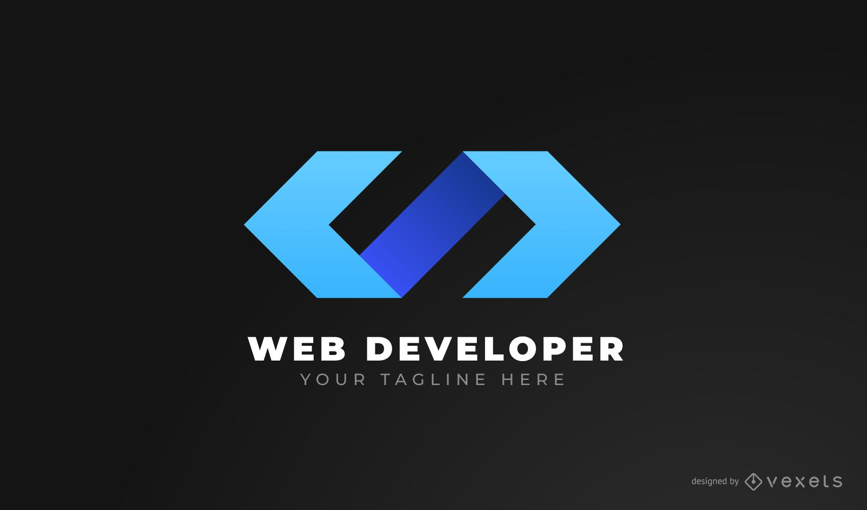 Web Developer Logo Design