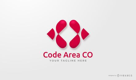 Code Area Logo Design