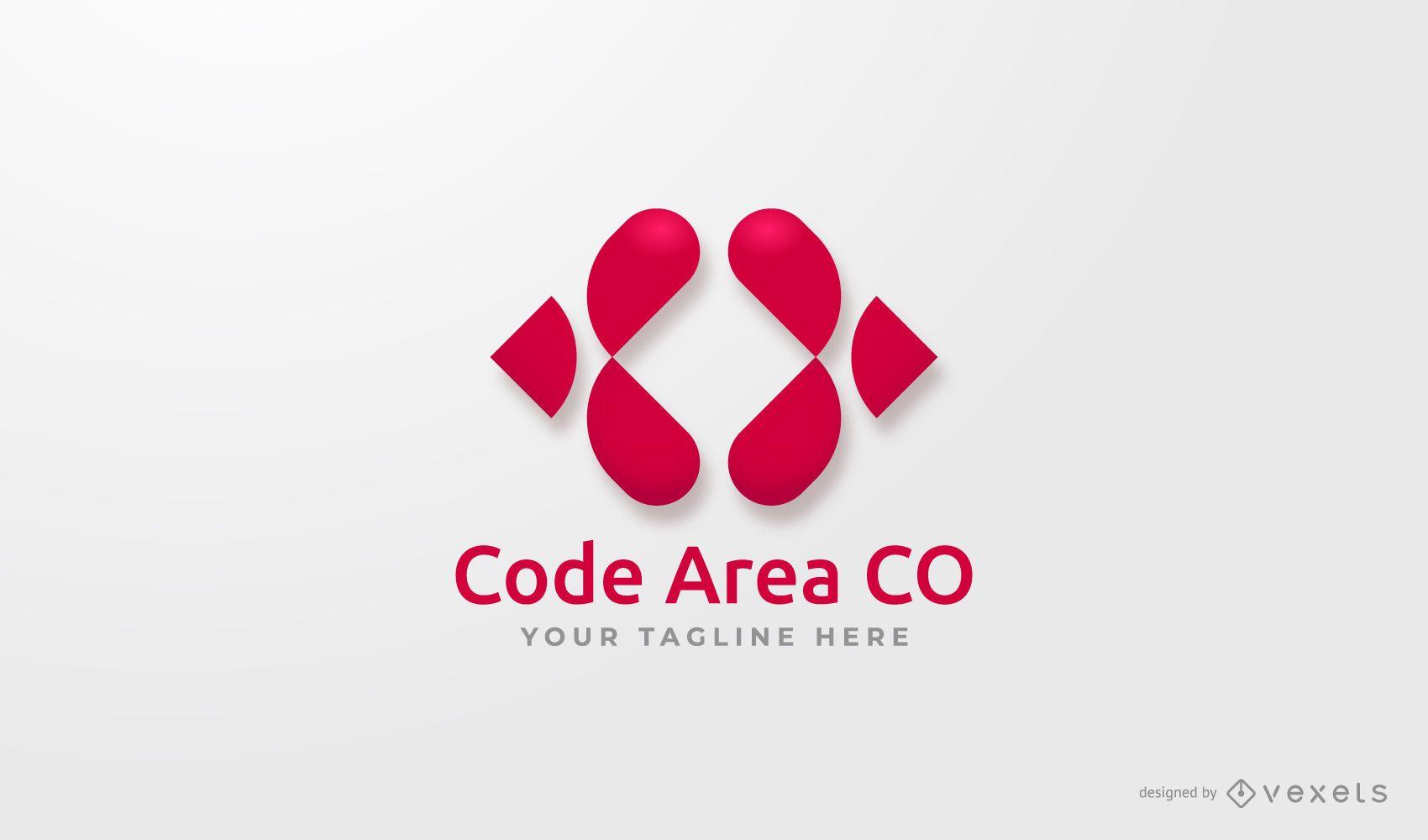 Code Area Logo Design