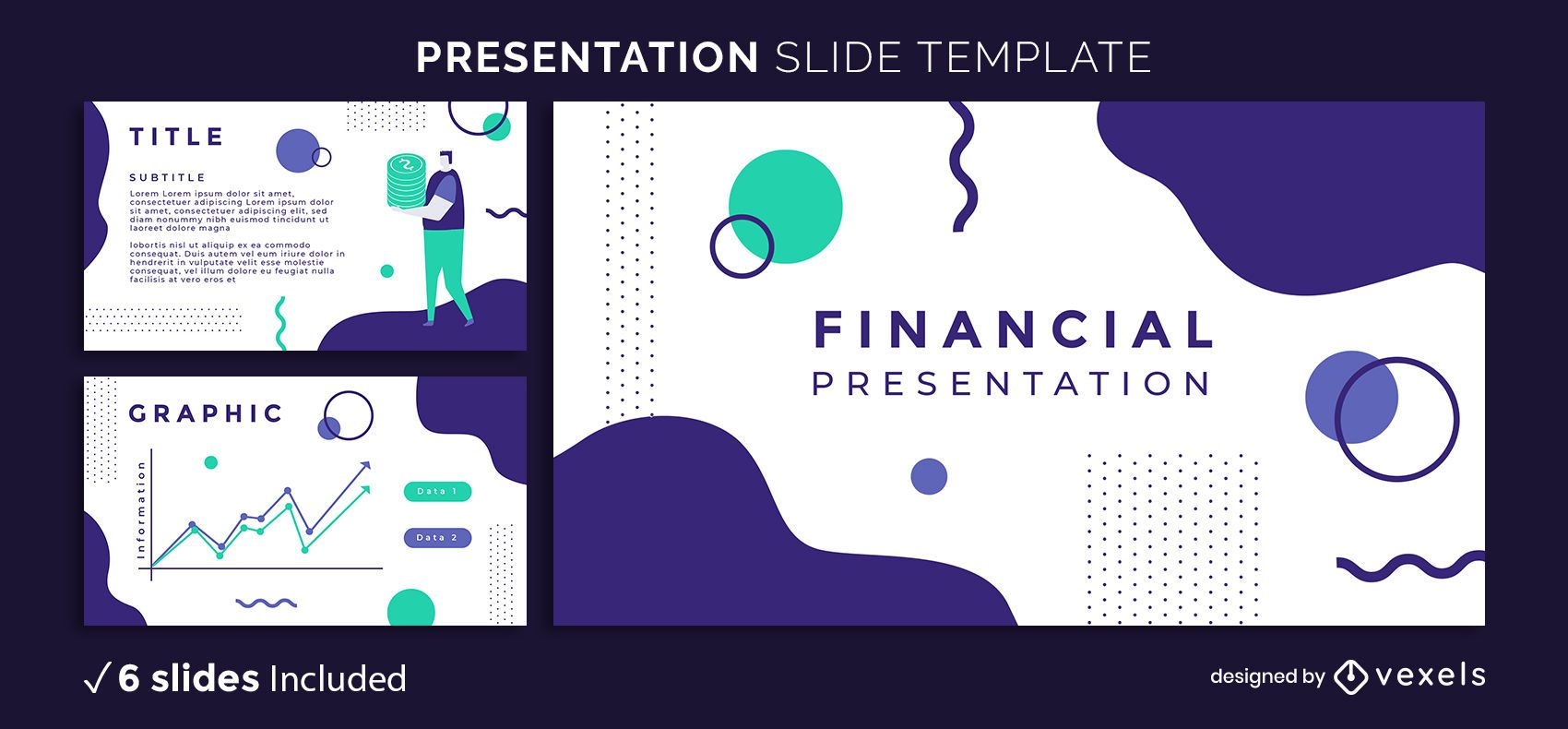Presentación financiera abstracta