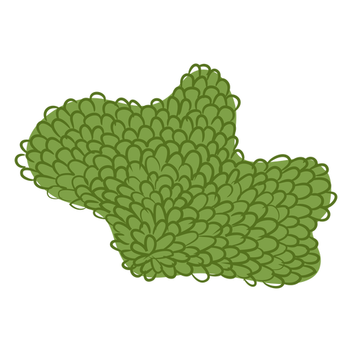 Moss tree green Transparent PNG