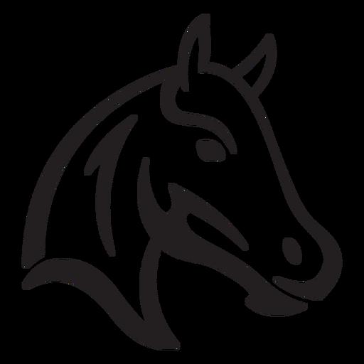 Golpe de caballo simple