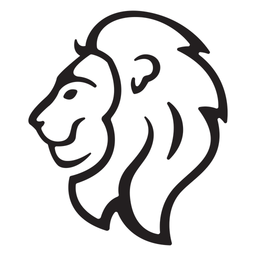 Golpe de león simple