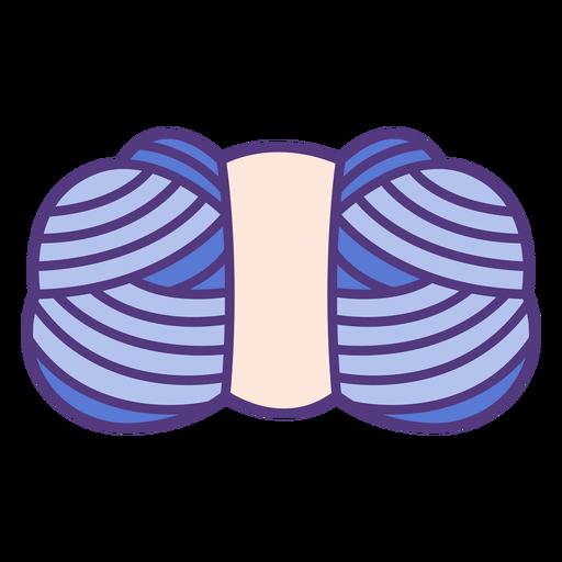 Hilos de color lana