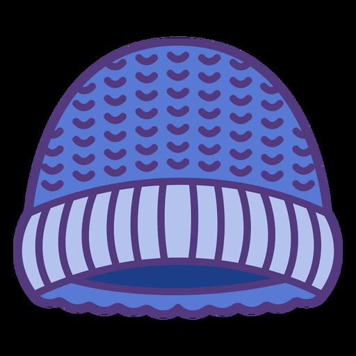 Sombrero de lana de color