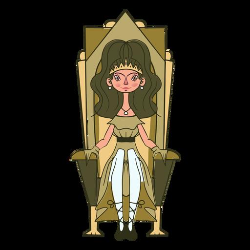 Awesome princess throne